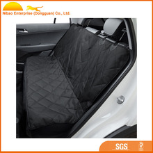 600D Oxford Waterproof pet Hammock Rear Car Seat Cover dog seat covers for car