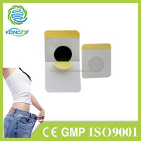 2015 new products natural herbal weight loss slim patch