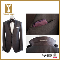 2016 Hot suit jacket fashion tailor suit With CMT price