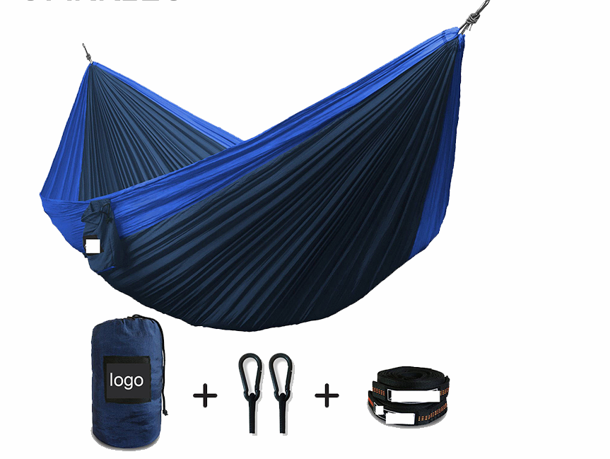 outdoor hammock with foldabl stand
