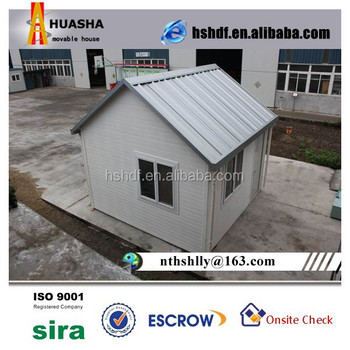 Prefabricated Movable House for sale