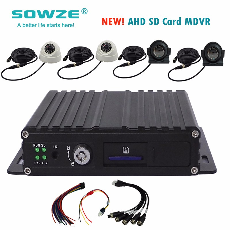 H.264 Compression Car Video Recorder Car Dvr With Wifi 3G Gps Mini Black Box Cctv Dvr Kit