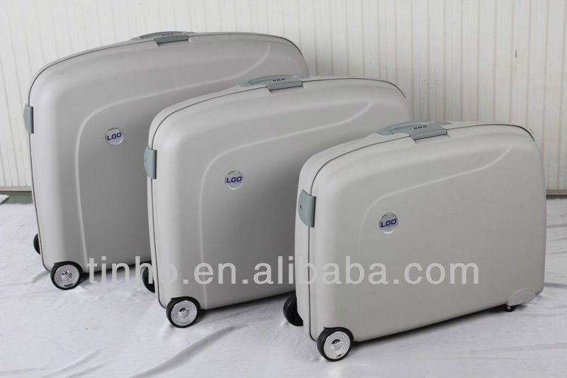 Hot-sale Pp Suitcase Lgo-a ( Hard Plastic Suitcase ) - Buy Hard ...