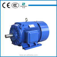 100% Copper Wire 100%output Power Cast Iron Body 30 Kw 40 Hp High Efficiency Ie2 Ac Synchronous Motor