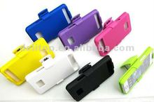 Rubberized Plastic hard Holster Belt Clip Case for Samsung Galaxy S2 i9100