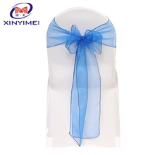 buy wholesale universal stretch polyester rose wholesale chair sash brooch for rental
