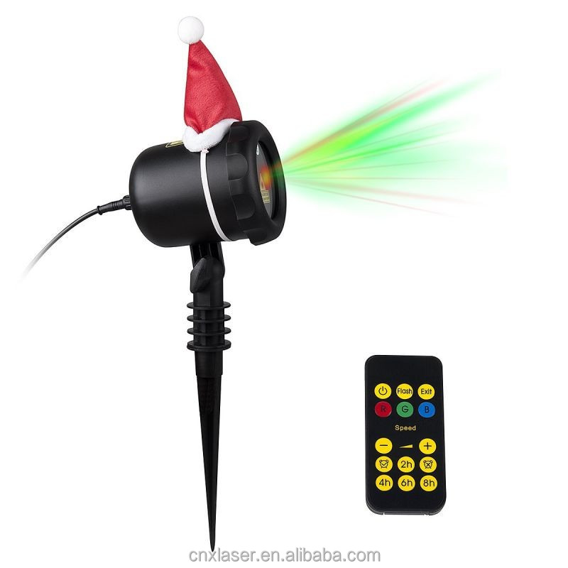 2017 latest outdoor laser light shower tree dazzler home meteor christmas lights