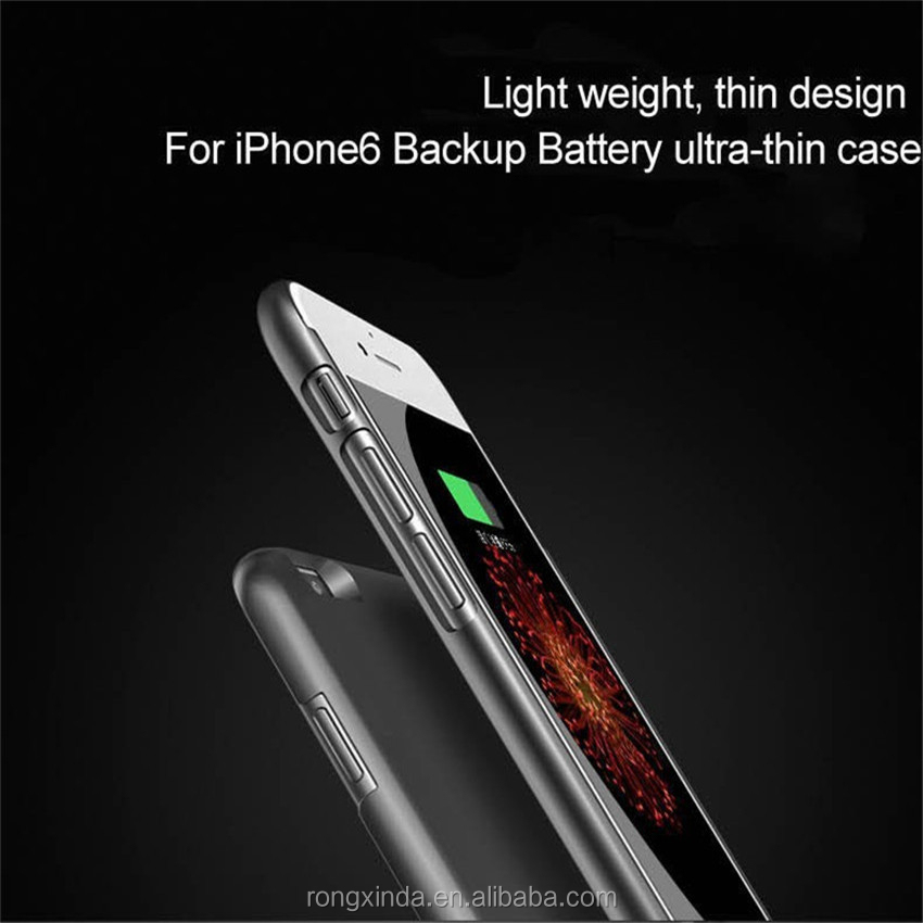 Factory price battery charger case for iphone 7 battery case phone accessories mobile power bank 2017 hot sale item top selling