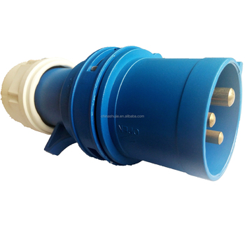 Industrial Plug, IP44