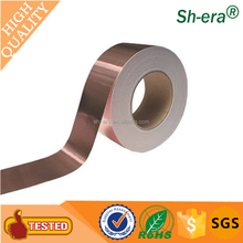 cut die double conductive copper foil tape usage soldering with fast shippment