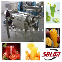 mango juice processing machine / fruit presses sale