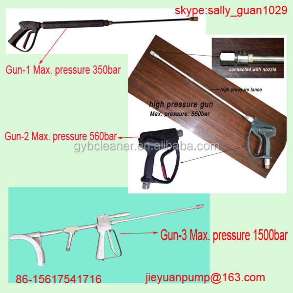 high pressure cleaning machine accessories engine cleaning gun