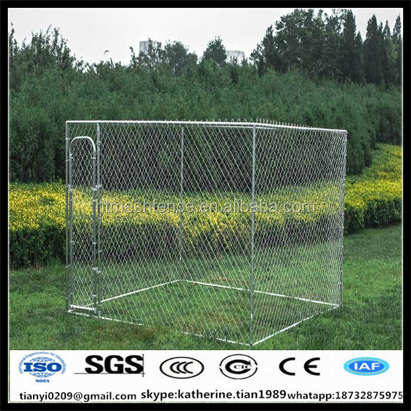 6X10X6 dog kennels China custom made dog cages