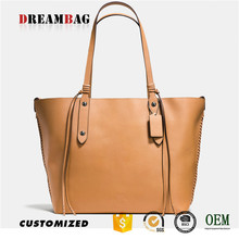 GZ OEM polished pebble style leather handbags pakistan