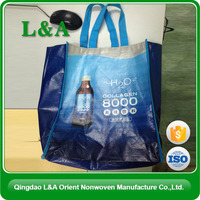 ECO Friendly PP Spunbonded Non-woven Type Shopping Bags
