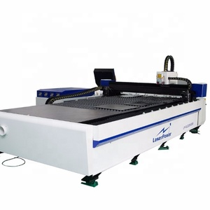 Multifunctional 500W 700W 1000W 2000W Rack And Pinion CNC Fiber Laser Cutter For Metal