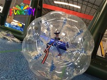 consistent manufacturing quality the most stimulating body zorbing bubble ball