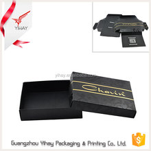 Wholesale Eco Friendly Custom Foldable Small Thin Cardboard Box With Logo Printing