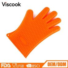 Good Quality Multi Using Silicone Bbq Microwave Oven Hand Gloves