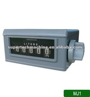 MJ1 Mechanical counter for LC flow meter