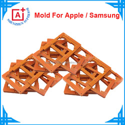 Refurbishment Repair Gluing UV Glue LOCA Alignment Mould Mold for iPhone 5 5G 6 6+ for samsung LCD Outer Glass
