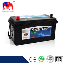 Top Supplier Drained Lead-Acid used car battery