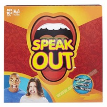 Best Selling Christmas Speak Out Board Game Interesting Party Game