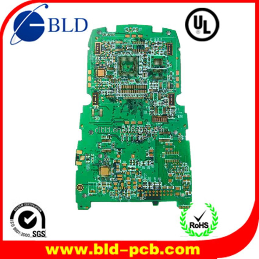1.6mm thickness tablet pcb