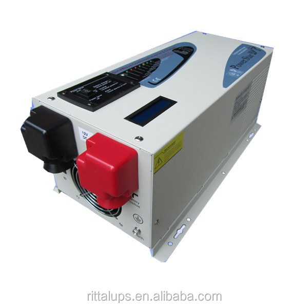 Intelligent dc/ac power inverter dc 12v 24v ac 220v 3000w