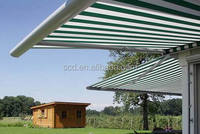 Durable Outdoor Remote Control Full- cassete awning