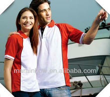 2013 Dryfit new design fashion Couple POLO shirts