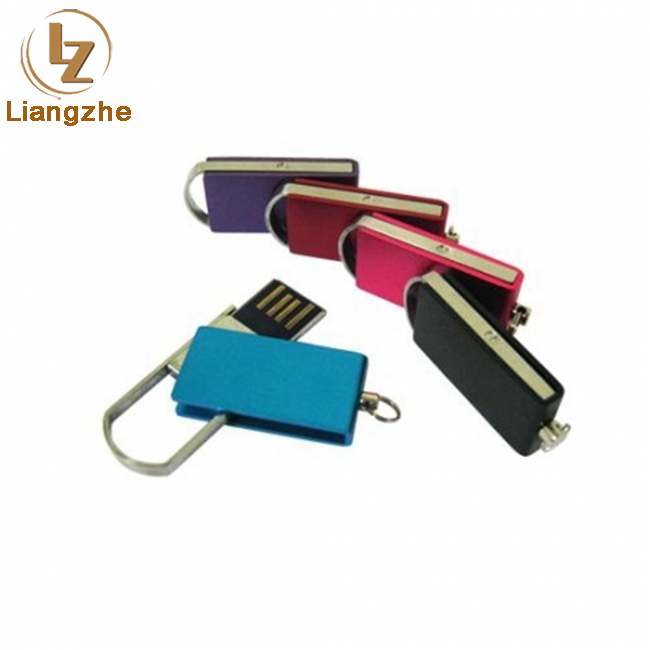 Customized logo USB flash drive Metal USB 2.0 Memory Stick PenDrive 8G 16G 32G Memory Flash Stick Wholesale U disk