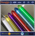 Clear frost colorful polycartonate tube for blade lightsaber