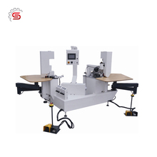 MFB4023 Woodworking Automatic Curve Edge Banding Machine