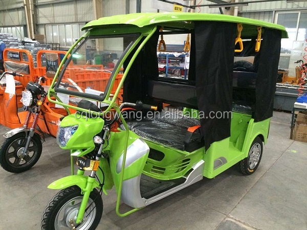 China manufacturer 2016 hot sale 1000W electric three wheel motorized motorcycle