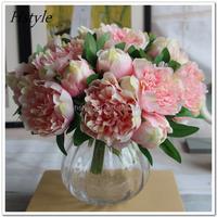 Latest Cheap Wholesale Plutus Cat Lucky Cat Flower Artificial Distributor Flower FZH055