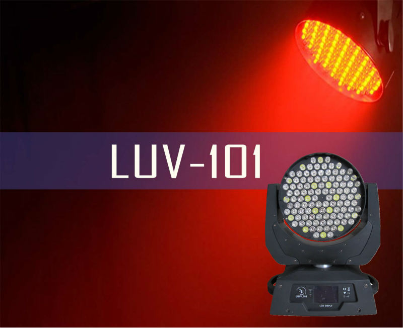 LUV-L101 108pcs Diamond LED Moving Head Light dmx Control