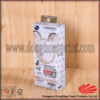 Wholesale plastic playing card box with handle