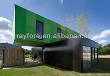 2013 year stacked luxury modular container hotel building
