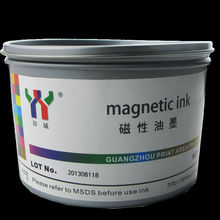 wholesales anti-forgery special offset/screen printing magnetic ink