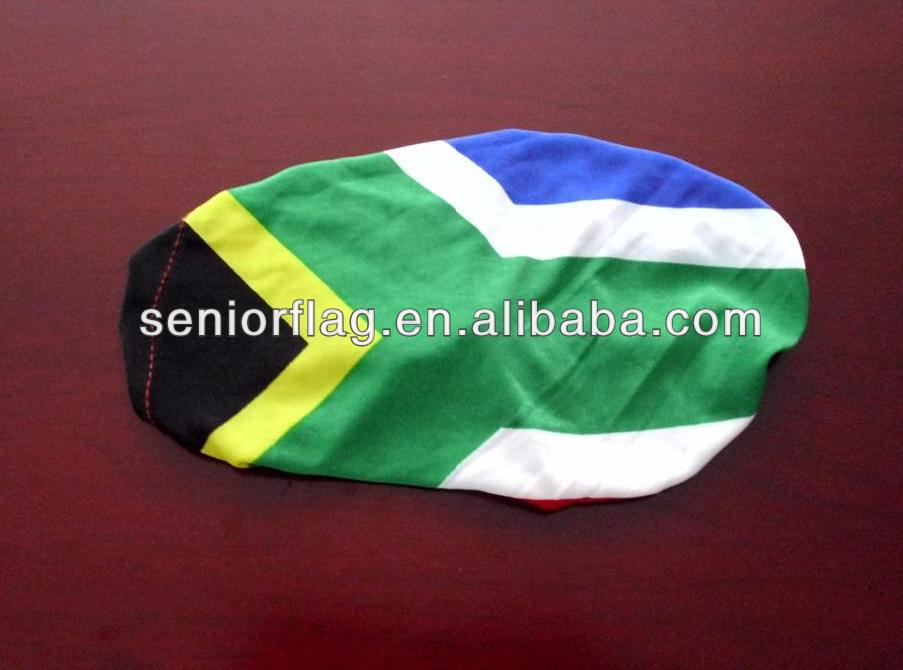 South Africa rear mirror cover/ side mirror flag/ car mirror cover