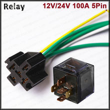 car central locking relay /12V 100A 4P china supplies of low price auto relay
