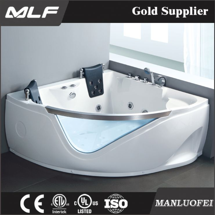 MLF-D8927 Man luofei supplier luxury looking coffee outdoor 1 person hot tub