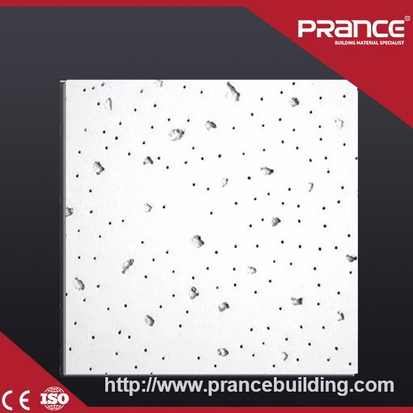 Commercial Laminated gypsum board false ceiling good price