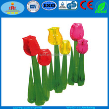 PVC Inflatable Flowers, Inflatable Tulip
