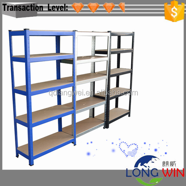 Hot Sale Display Rack Retail Store Warehouse Shelving System