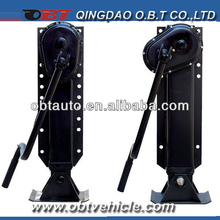 Container hydraulic semi trailer landing gear for sale