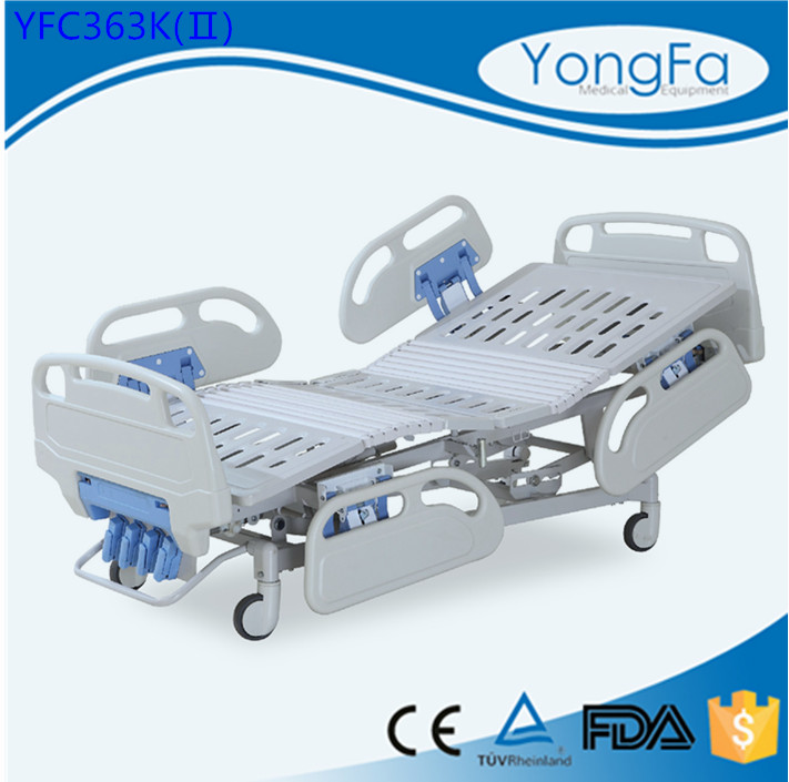 Electrophoresis treatment Competitive Price hospital grade manual medical bed saikang