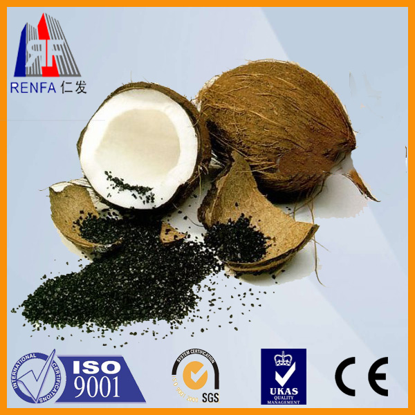RENFA Coconut shell based granular activated carbon