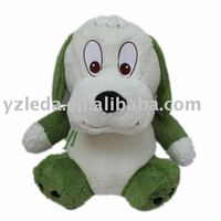 plush and stuffed dog toy